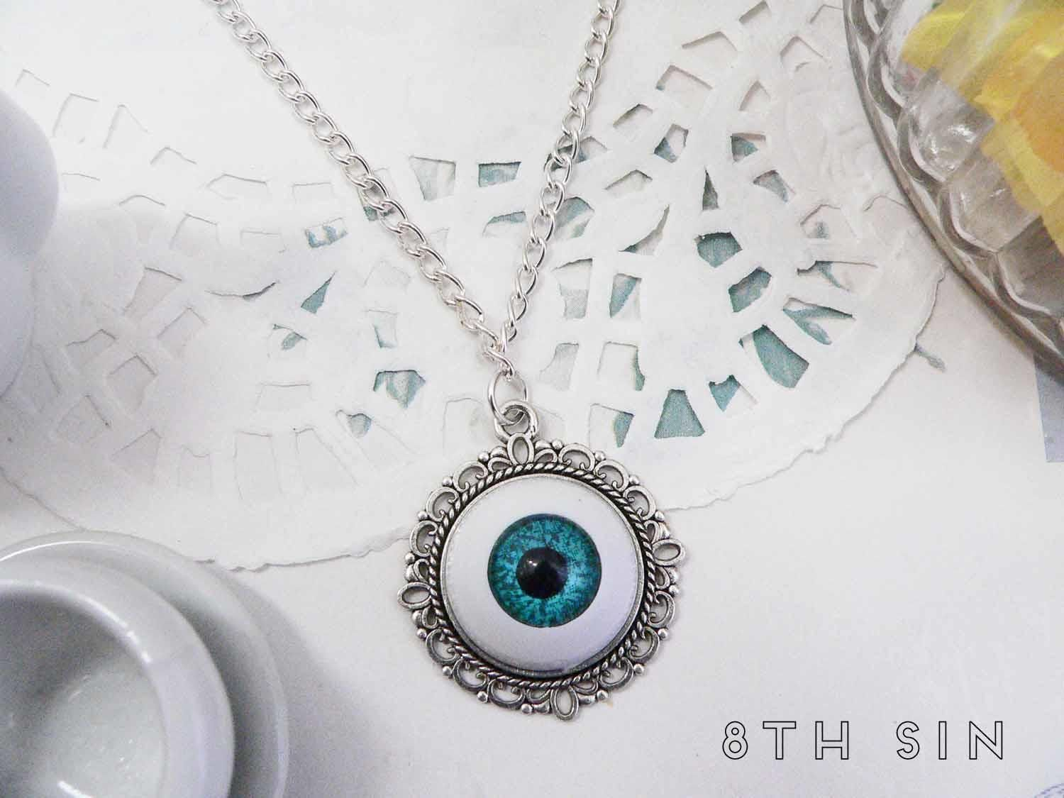 from eye com alibaba accessories on wings item necklace charm goth in angel jewelry group evil pendants pendant aliexpress eyeball